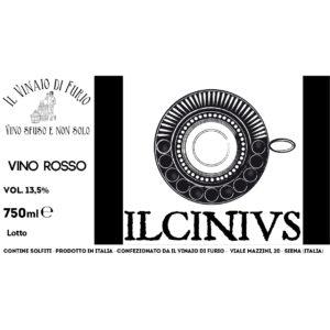 Vino Rosso Ilcinivs Vol 135%