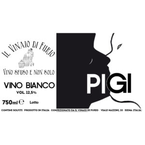 Vino Bianco PiGi Vol 12,5%