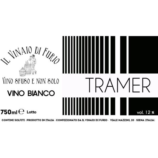 Vino Bianco Tramer Vol 12%