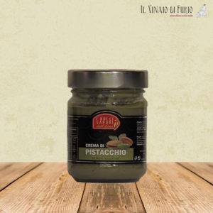 Crema di pistacchio di Bronte senza glutine