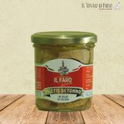 Filetti di tonno in olio di oliva 190gr