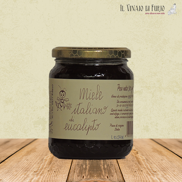 Miele italiano di eucalipto