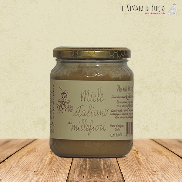 Miele italiano millefiori