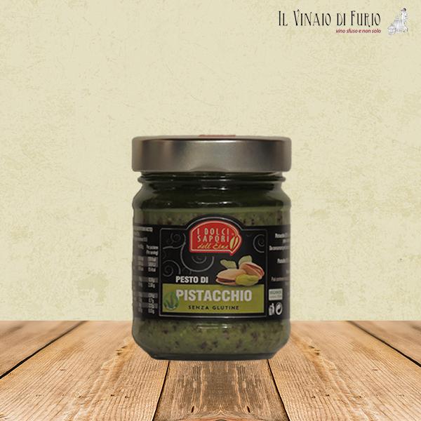 Pesto di pistacchio di Bronte senza glutine