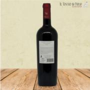 IGP Puglia Rosso -Uva di Troia- Cantina Vignuolo back