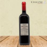 IGP Veneto Rosso -Cabernet Sauvignon- Az. Agr. Grassi back