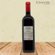IGP Veneto Rosso -Carmenère- Az. Agr. Grassi back