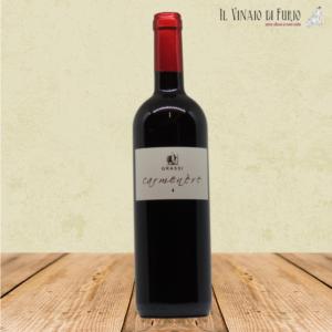 IGP Veneto Rosso -Carmenère- Az. Agr. Grassi front
