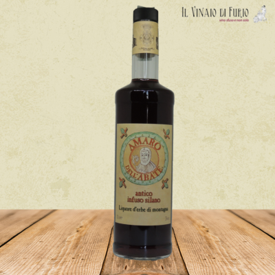 Amaro dell'Abate front
