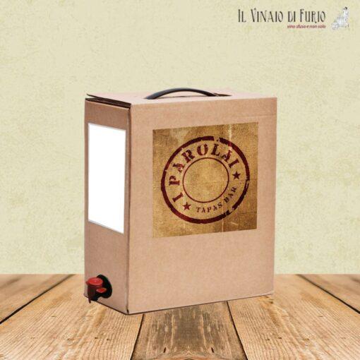 Bag in Box i Parolai