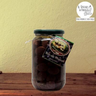 Olive nere alla monacale